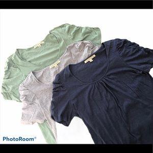 NWT Debbie Morgan 3 T-shirt bundle
